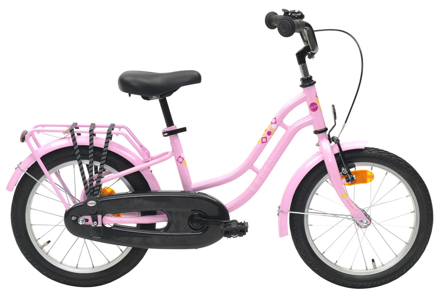 winther cykler pink